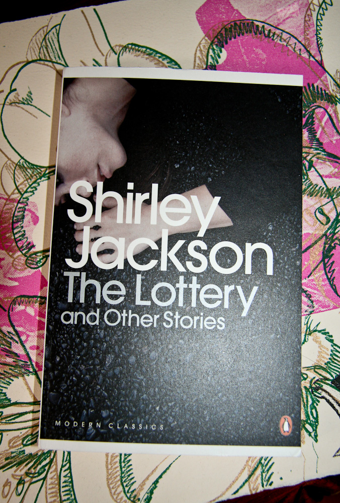 Shirley Jackson short story collection